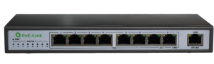 Коммутатор PoE-Link PL-981FA 96Вт | PoE Switch